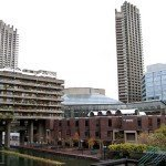 The Guildhall School of Musicq located in the Barbican Centre, London