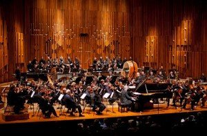 The LSO and Tolga Kashif perform The Genesis Suite