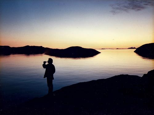 Swedish Midnight Sun