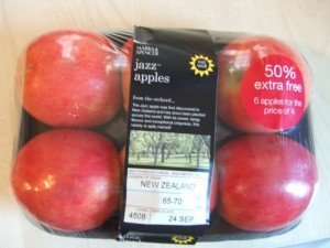 Marks and Spencer Jazz Apples