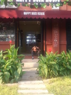 not so happy beer