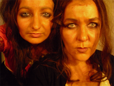Heather Cairncross in Carmen Make Up 2009