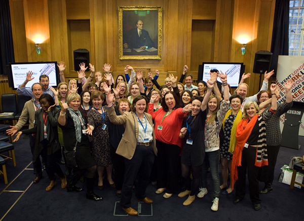 The Women In Radio London Event celebrating