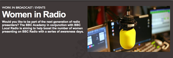 Women In Radio Events