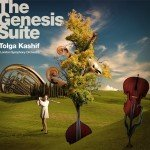Original artwork for Tolga Kashif's The Genesis Suite ALbum