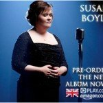 the artwork for Susan Boyle's new CD?