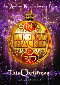 The Nutcracker in 3D film poster