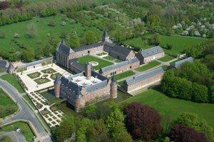 The castle of Alden Biesen
