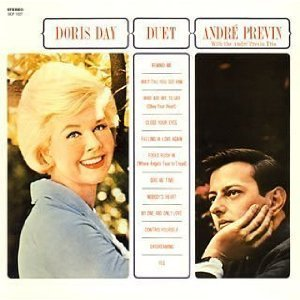Album Cover for Doris Day and Andre Previn's Duet