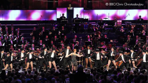 The John Wison Orchestra at the 2012 Prom © BBC/Chris Christodoulou